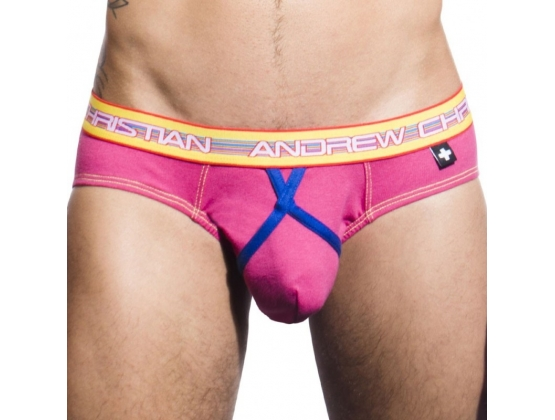 Almost Naked Dare Brief Sunset Pink