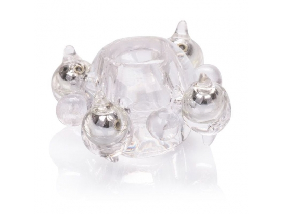 Basic Essentials Enhancer Ring with Beads