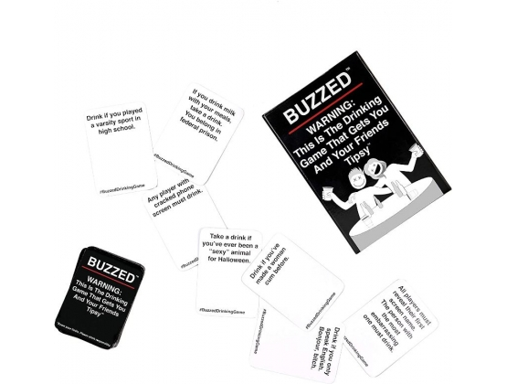 Buzzed Drinking Game