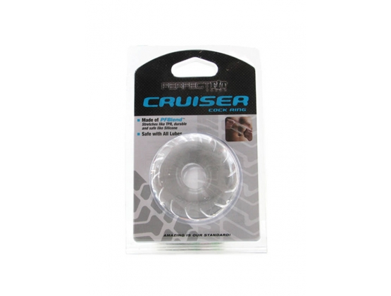 Perfect Fit Cruiser Ring