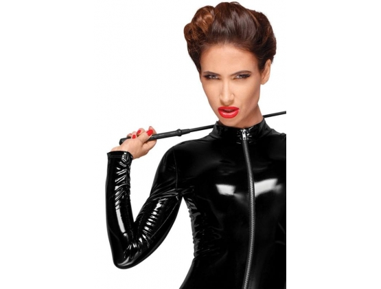 Decadence Powerwetlook PVC Overall with Long 3-Way Zipper