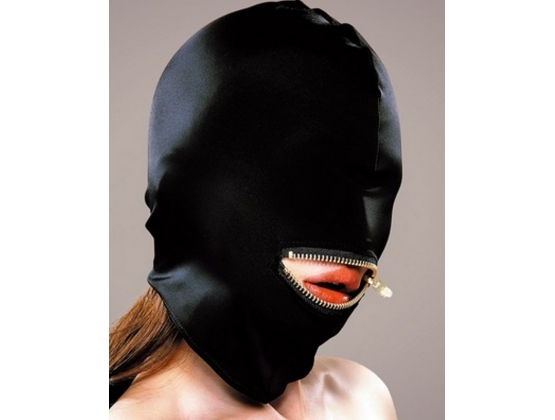 Execute Microfiber Mouth Zipper Mask