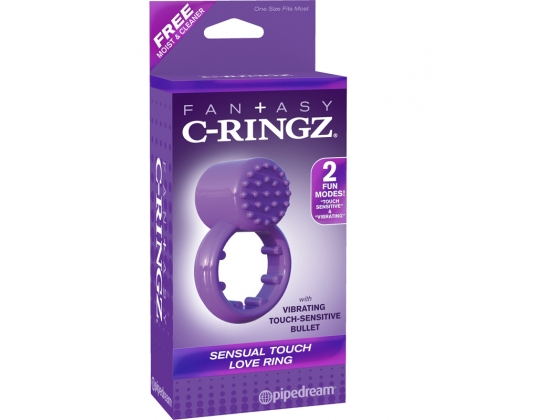 Fantasy C-Ringz Sensual Touch Love Ring