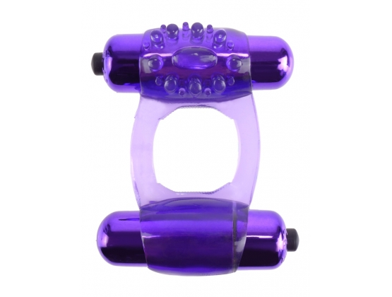 Fantasy C-Ringz Duo-Vibrating Super Ring
