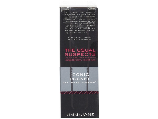 Jimmyjane Iconic Pocket