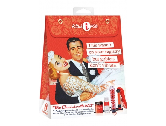 Kitsch Kits - The Bachelorette Kit