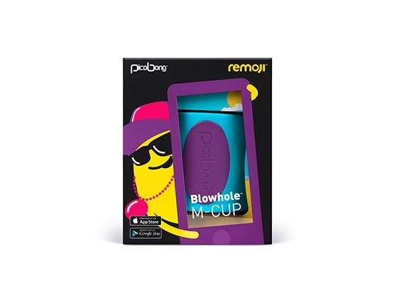 PicoBong Remoji BLOWHOLE M-Cup