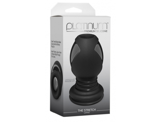 Platinum Premium Silicone The Stretch Large