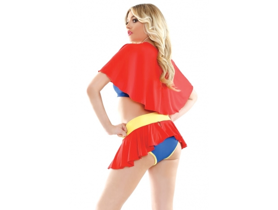 PLAY Super Sexy 4 Piece Costume Set