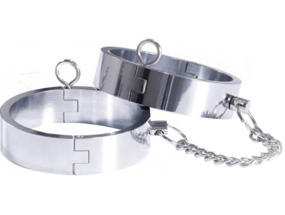 Sex Extra 70mm Metal Cuffs