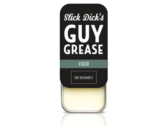 SR Slick Dicks Guy Grease Pheromone Solid Cologne Vigor Sport