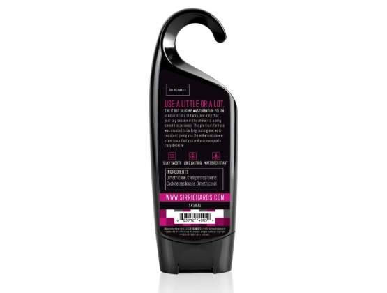 SR Soak n Stroke Tug It Out Silicone Lubricant 8 fl. oz.