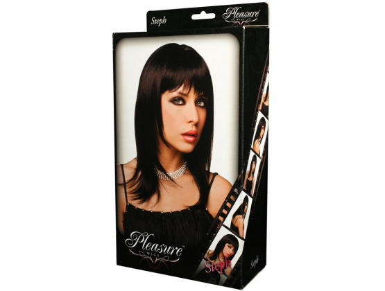 Pleasure Wigs Steph Black