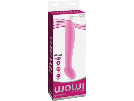 Wow! Power Wand Pink