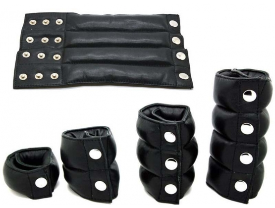 Randy Leather Ball Weight Stretcher