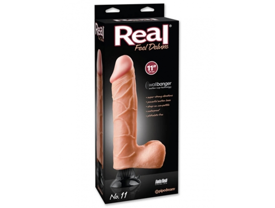 Real Feel Cock Deluxe No. 11 11""