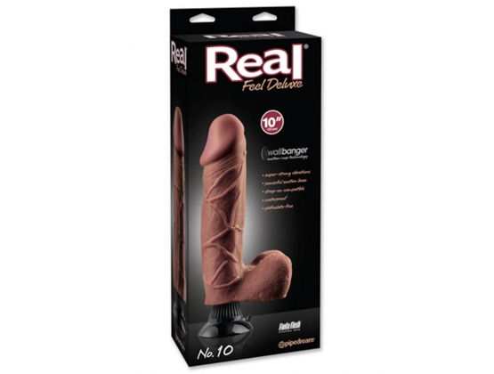 """Real Feel Cock Deluxe No. 10 10\"""""""