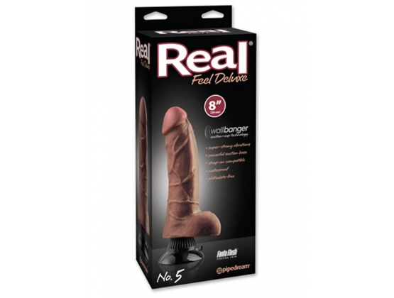 Real Feel Deluxe No. 5 8 Inch