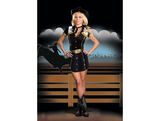 Rodeo Gal Costume