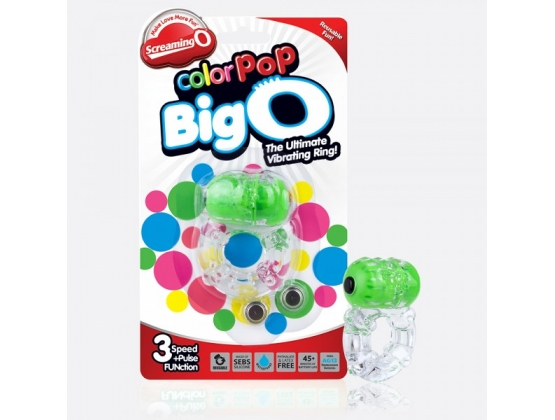 ScreamingO ColorPop Big O