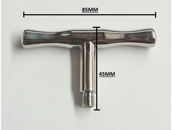 Brobible Metal T Handle Attachment