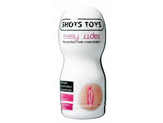 Shots Toys Easy Rider Vaginal