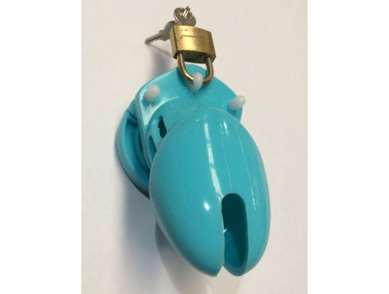 Silicone Male Chastity Device