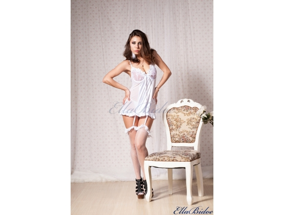Chastity Bridal Wear Two Piece