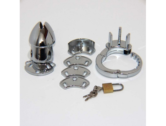 Super Max Male Chastity Device