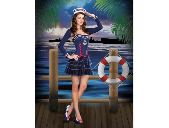 Surf City Sweetie Costume