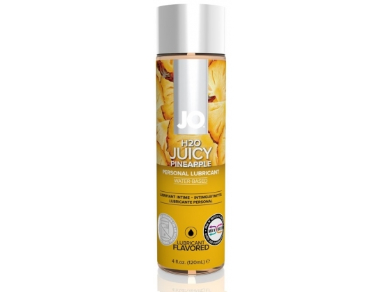Jo H2O Flavoured Personal Lubricant 120ml