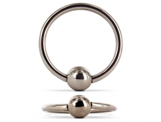 The Frisky Head Ring & Ball