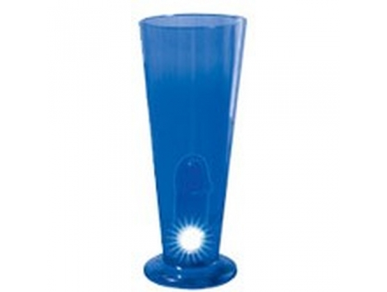 The Light Up Peter Party Beer Glass