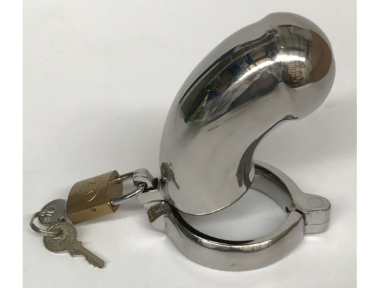 The Tube Male Chastity Device