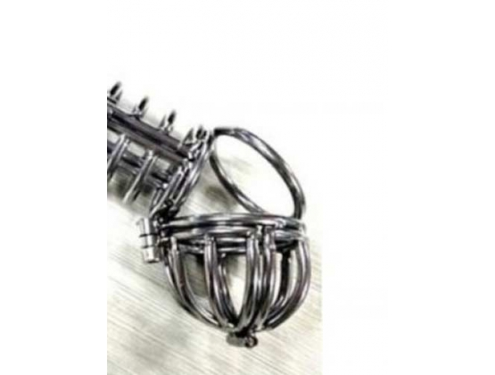 The Ultimate Full Male Chastity Device