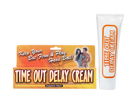 Time Out Delay Cream Passionfruit