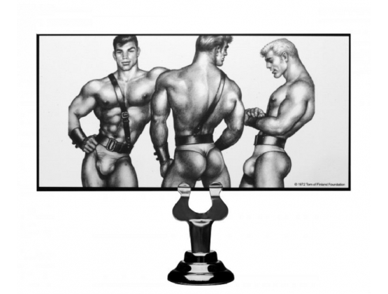 Tom of Finland Silicone Anal Plug