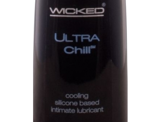 Wicked Ultra Chill Silicone Cooling Lube