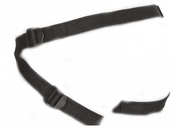 Vac-U-Lock Double Penetration Velvet Harness with 2 Plugs