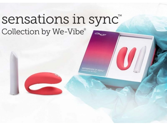 We-Vibe Sensations In Sync