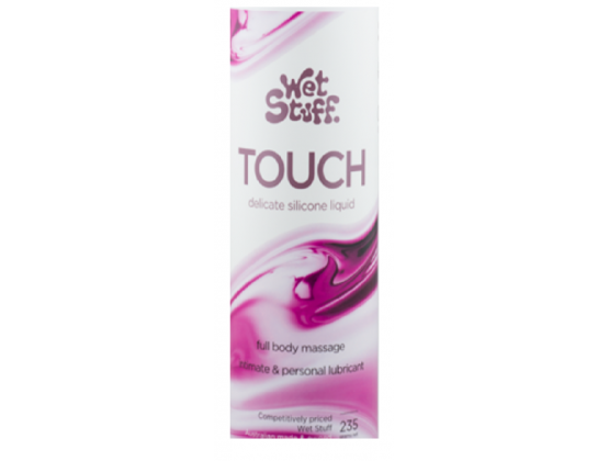 Wet Stuff Touch Silicone Lube