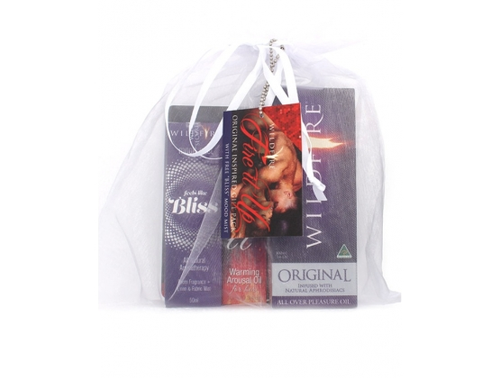 Wildfire Fire it Up Original Gift Pack