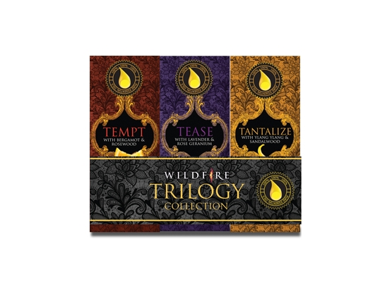 Wildfire Oil Trilogy Pack