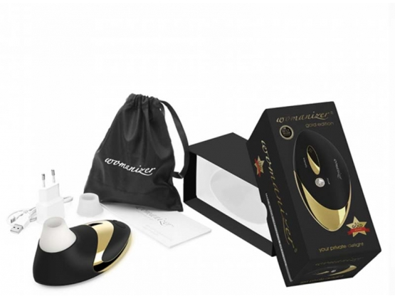 Womanizer Pro 18K Gold Plated
