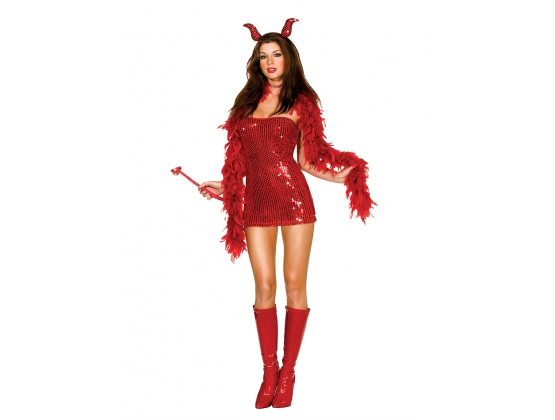 You Little Devil Costume