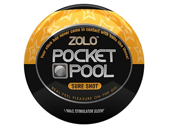 Zolo Pocket Pool Triangle 6 Pack