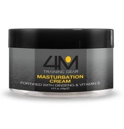4M Endurance Masturbation Cream with Ginseng 122g