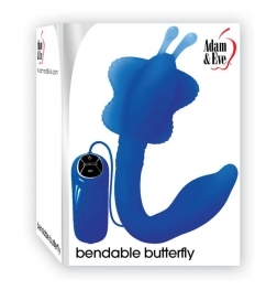 Adam & Eve Bendable Butterfly Vibe