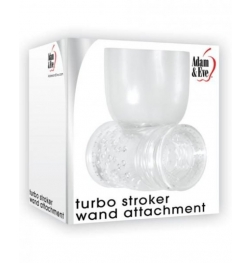 Adam and Eve Turbo Stroker Wand Attachment