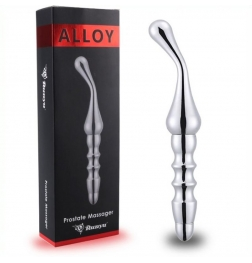 Alloy Metal Vibration Prostate Massager